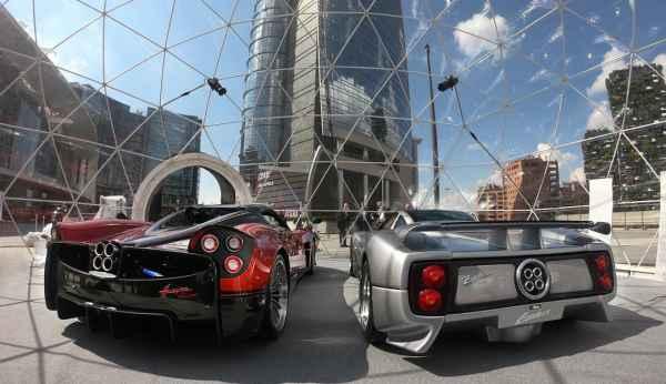 Pagani Huayra Roadster готова!