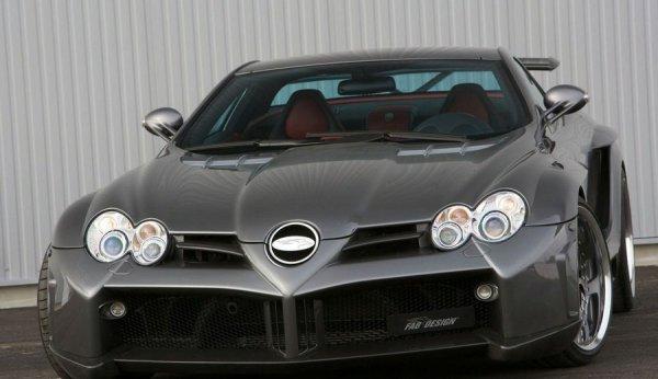 750 сильный SLR от FAB-Design