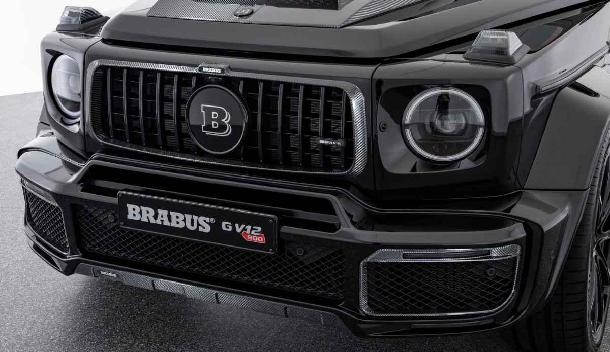 Brabus GV12 вернули )