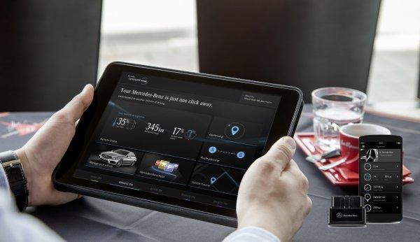 Mercedes me Adapter доступен в России