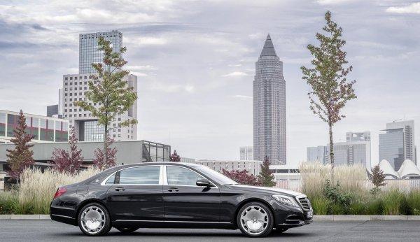 Mercedes-Maybach S-Class - возрождение бренда Майбах!