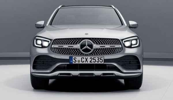 Новые прайс-листы на внедорожники GLC (SUV) и GLC Coupe