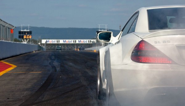 MKB P1000: 1015PS л.с. для AMG SL 65 Black Series
