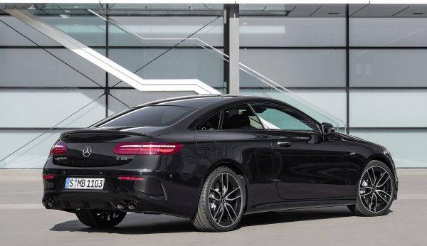 E53 AMG Coupe и Cabriolet Официально