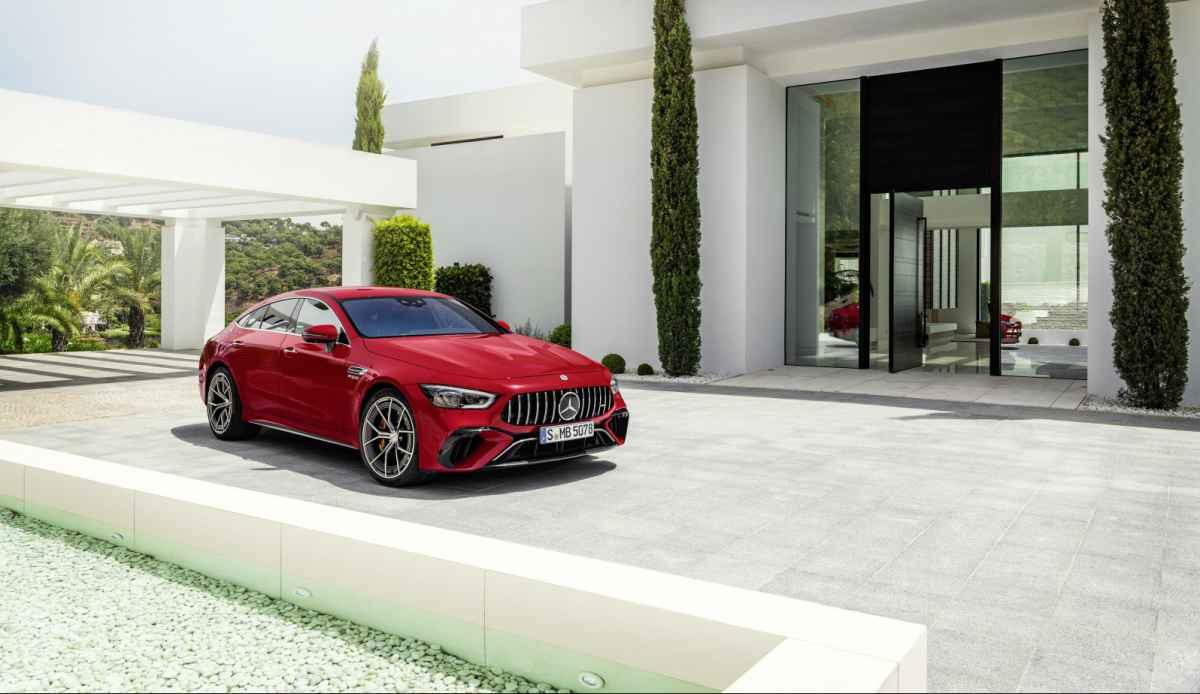 Mercedes-AMG GT 63 S E PERFORMANCE (официально)