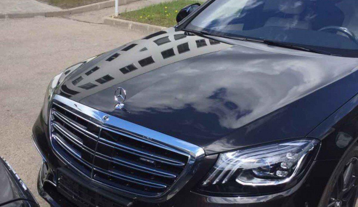Mercedes S-Class РЕСТАЙЛИНГ в Москве