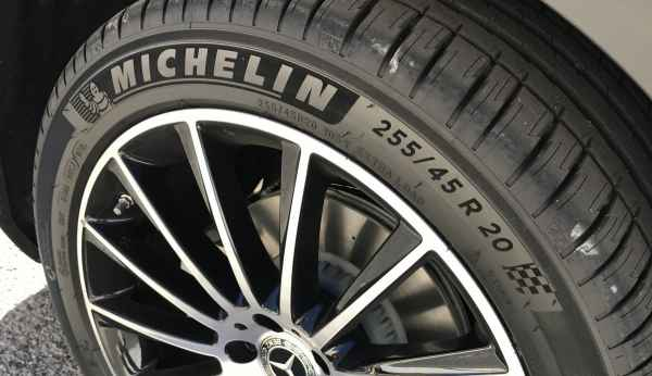 MySUVoyage: Новая спортивная шина для внедорожников - Michelin Pilot Sport 4 SUV
