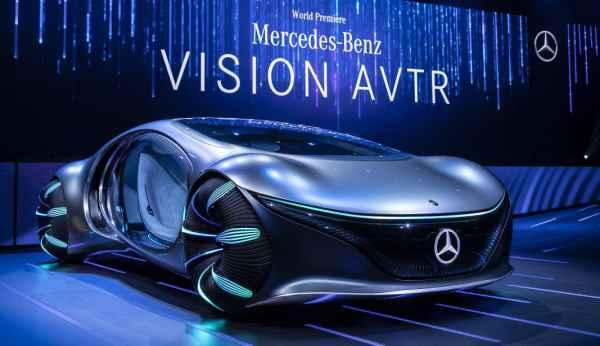 Концепт Vision AVTR