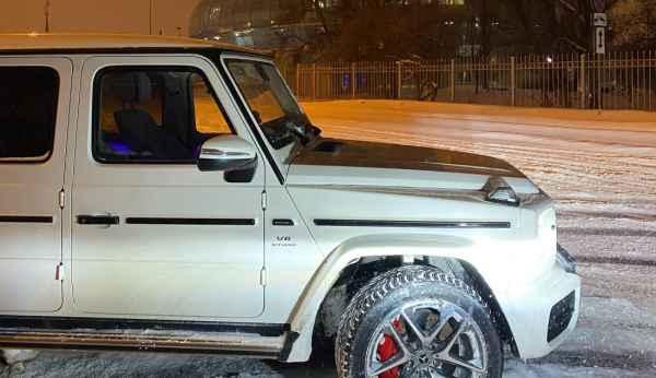 Блог владельцев new G63 AMG