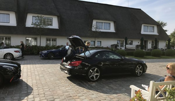Mercedes-Benz Fascination Tour Sylt\Зильт (фото)