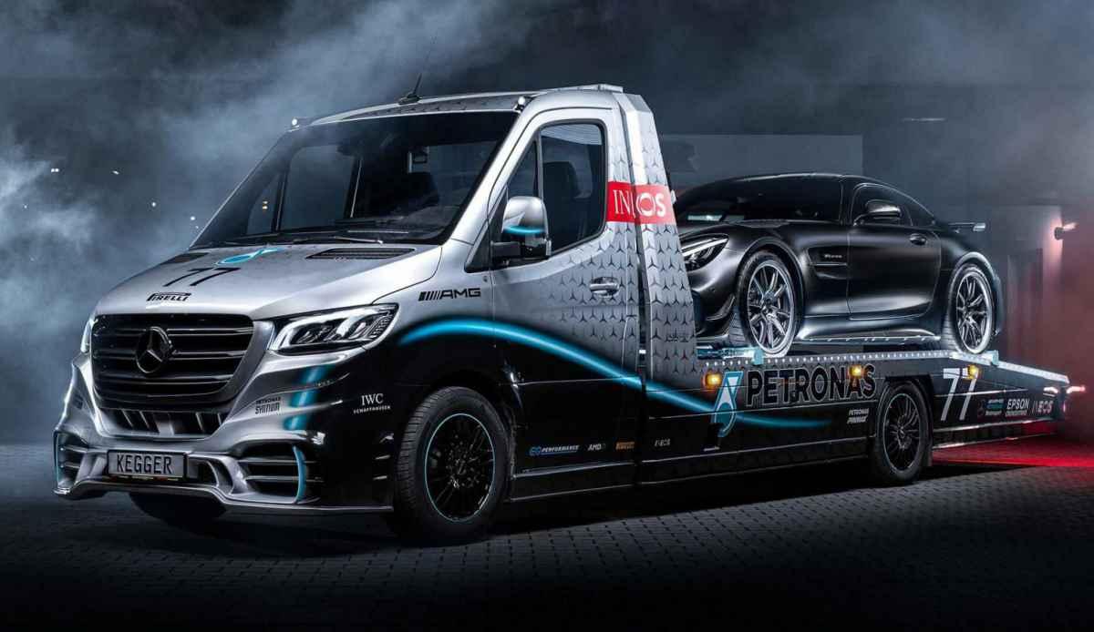Sprinter Petronas Edition от Kegger