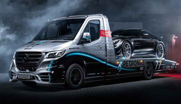 Sprinter Petronas Edition от Kegger