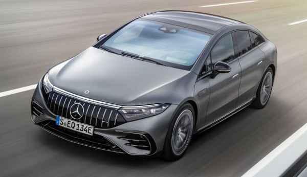 Mercedes-Benz на IAA MOBILITY 2021