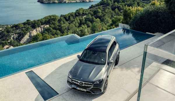 Новый Mercedes-Benz GLS 2019 - ОФИЦИАЛЬНО