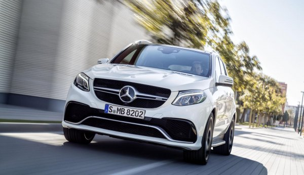 Новый Mercedes-Benz GLE и GLE 63 AMG - официально!