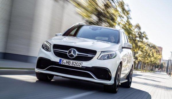 Новый Mercedes-Benz GLE и GLE 63 AMG - официально!
