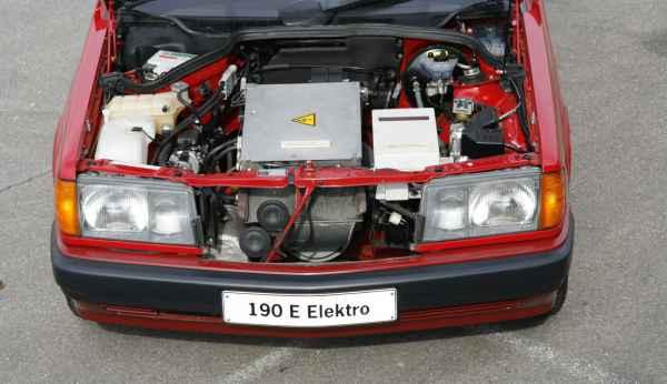 Mercedes-Benz 190 E Elektro
