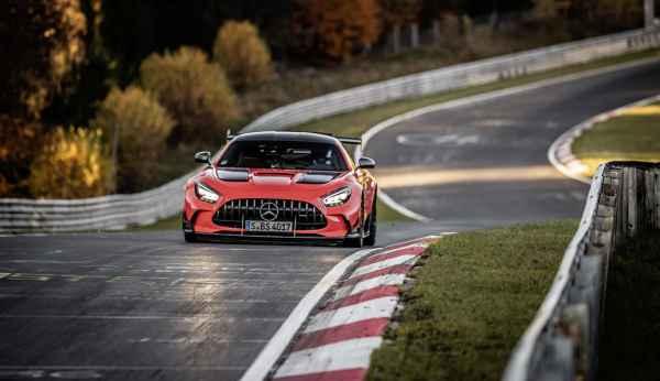 AMG GT Black Series - новый король ринга! (6:43)