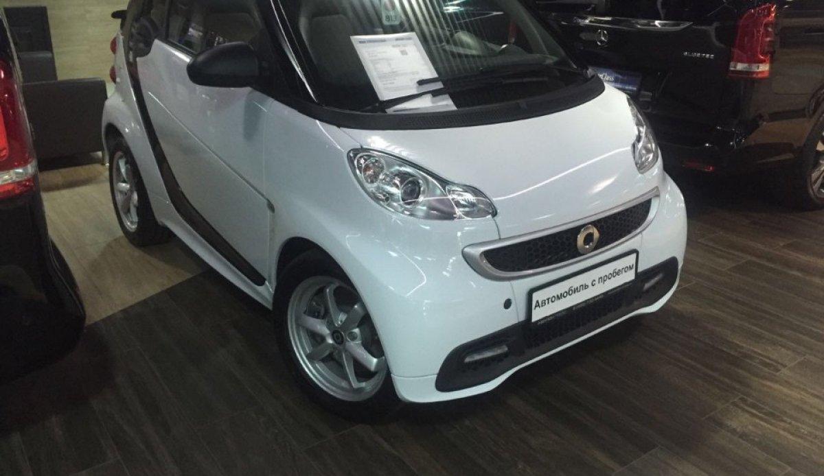 Smart ForTwo 451 Cabrio - проект по доработке!