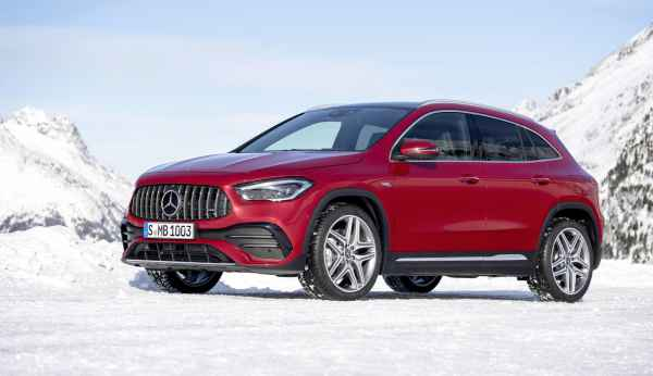 Новый Mercedes-Benz GLA 2020 - официально!