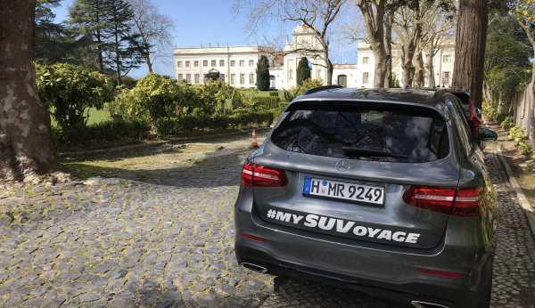 Michelin Pilot Sport 4 SUV: Новая спортивная шина для внедорожников -