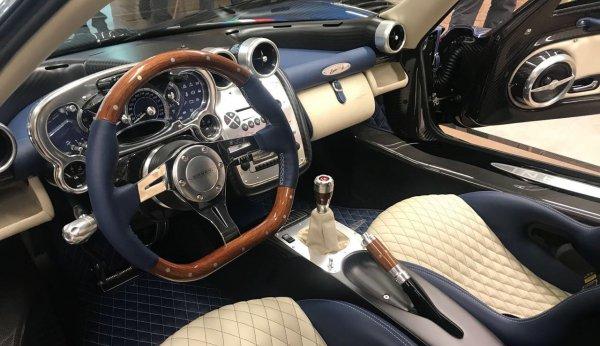Pagani Zonda 760 Roadster Cinque/Tricolore 1/1