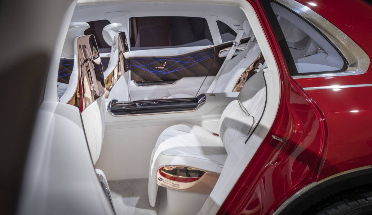 Maybach Vision Ultimate Luxury