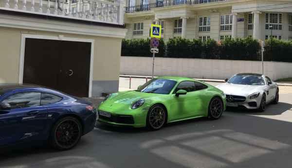 Блог владельцев AMG GTS