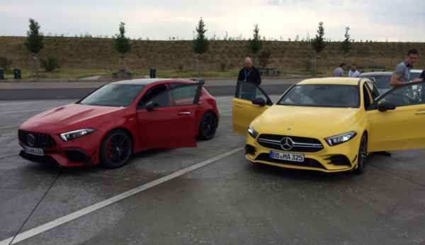 Тренинг Mercedes-Benz 2019 по новым моделям.