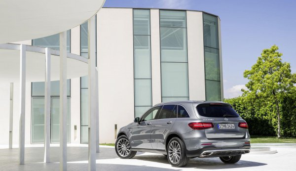 Mercedes-Benz GLC - официально!