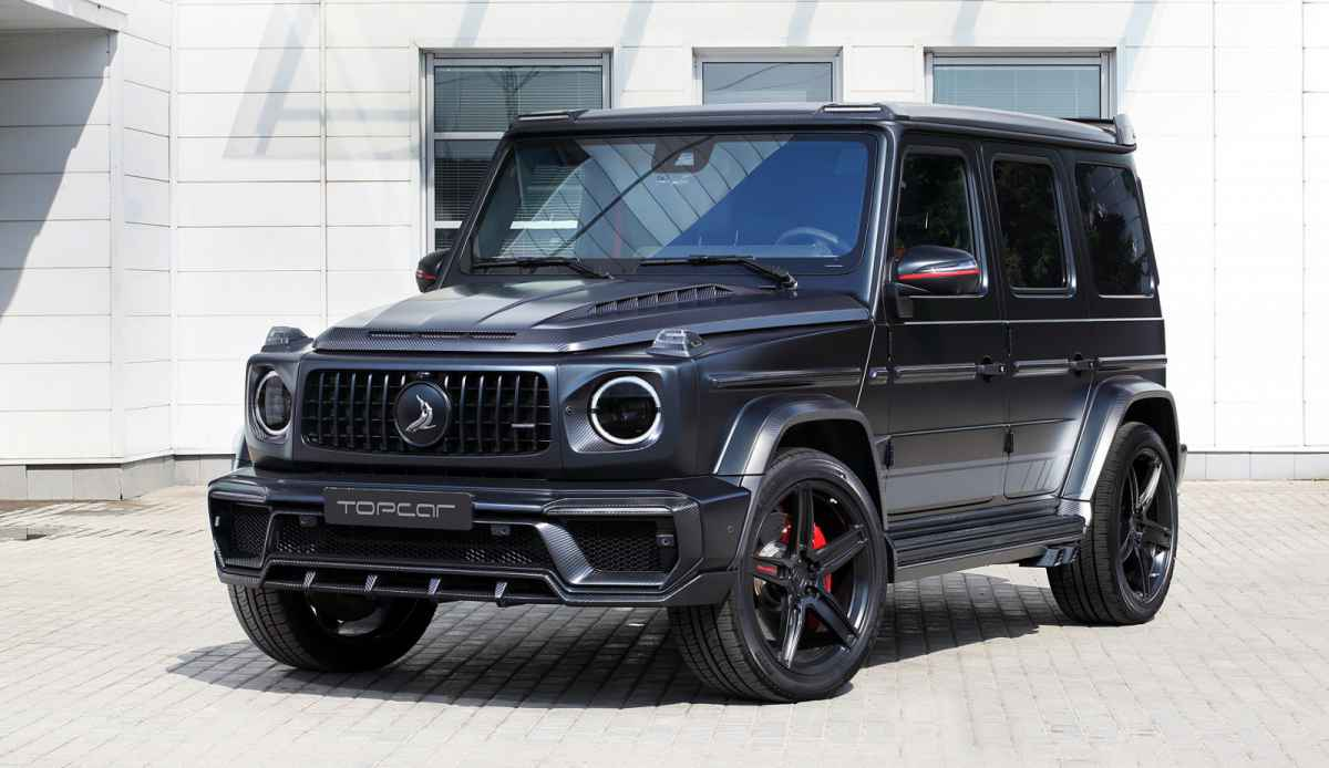 Mercedes-AMG G63 Edition One INFERNO