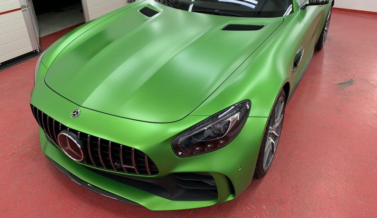 Продам AMG GT R