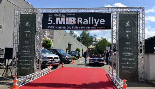 MIB Rallye (Checkpoint Luxembourg)