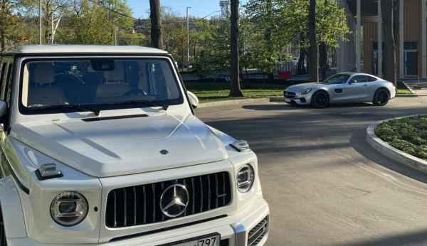 AMG GT meet Лужники