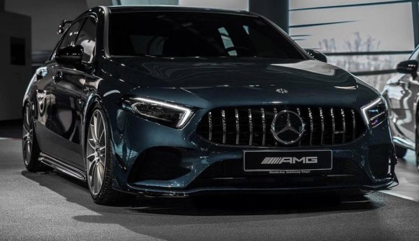 A45 и A45s AMG 2019