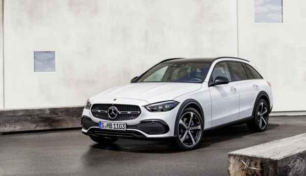 Mercedes-Benz C-Class w206 All-Terrain - официально!