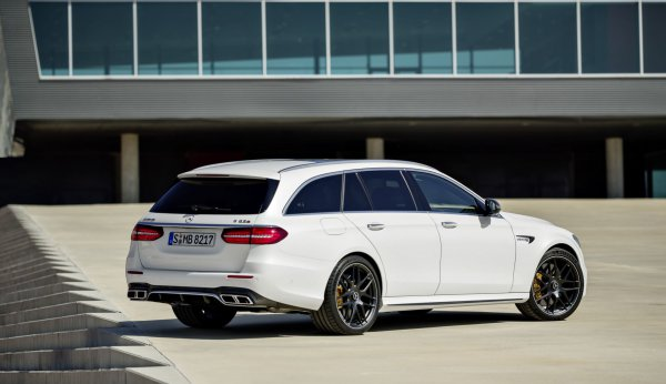 Mercedes-AMG E63S T-MODEL  ОФИЦИАЛЬНО