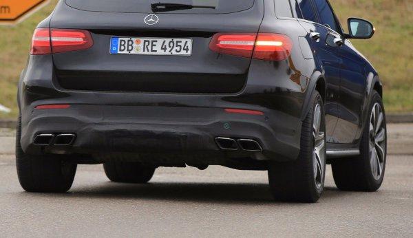 Mercedes-AMG GLC63 AMG