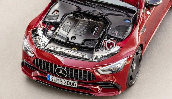 AMG GT 4-door (квоты, цены, опции)