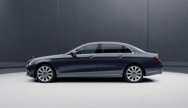 Китайский рынок Mercedes-Benz.