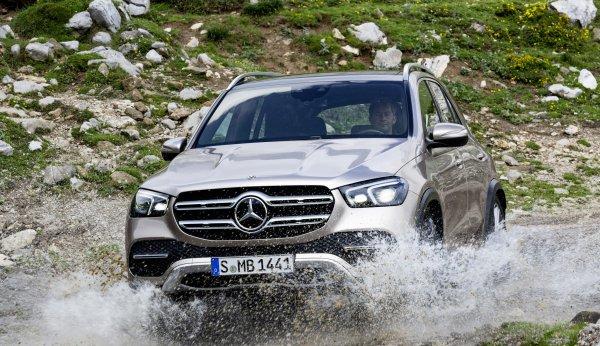 Mercedes-Benz GLE-Class 2019 - ОФИЦИАЛЬНО
