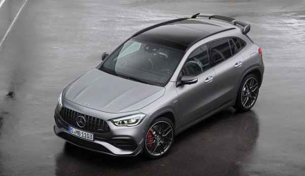 Mercedes-AMG GLA 45s - Официально!