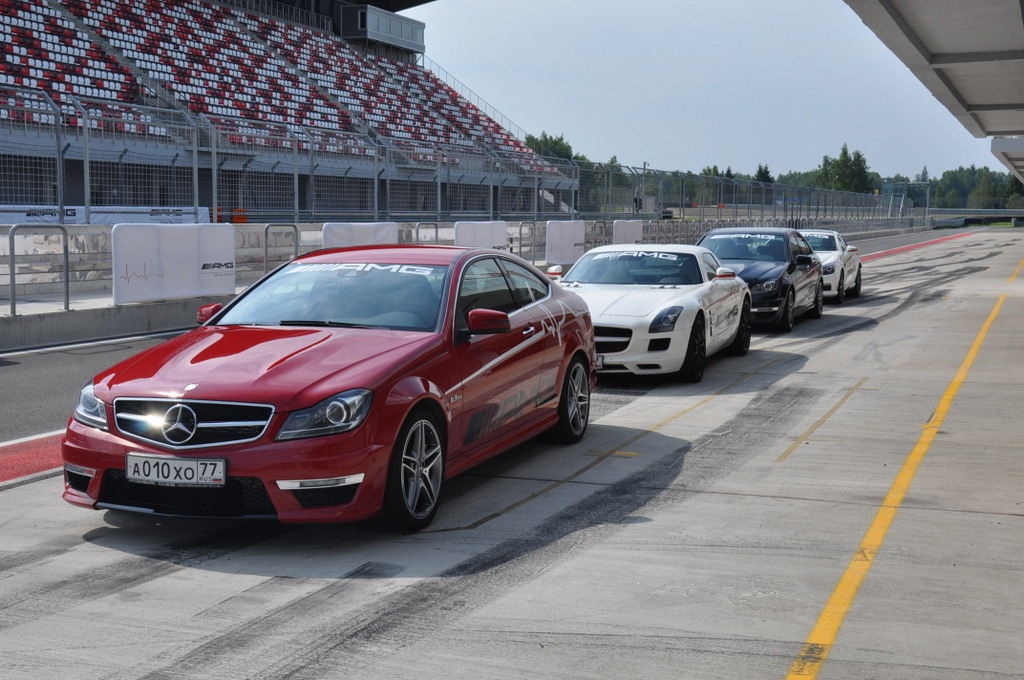 AMG Driving Academy 2013