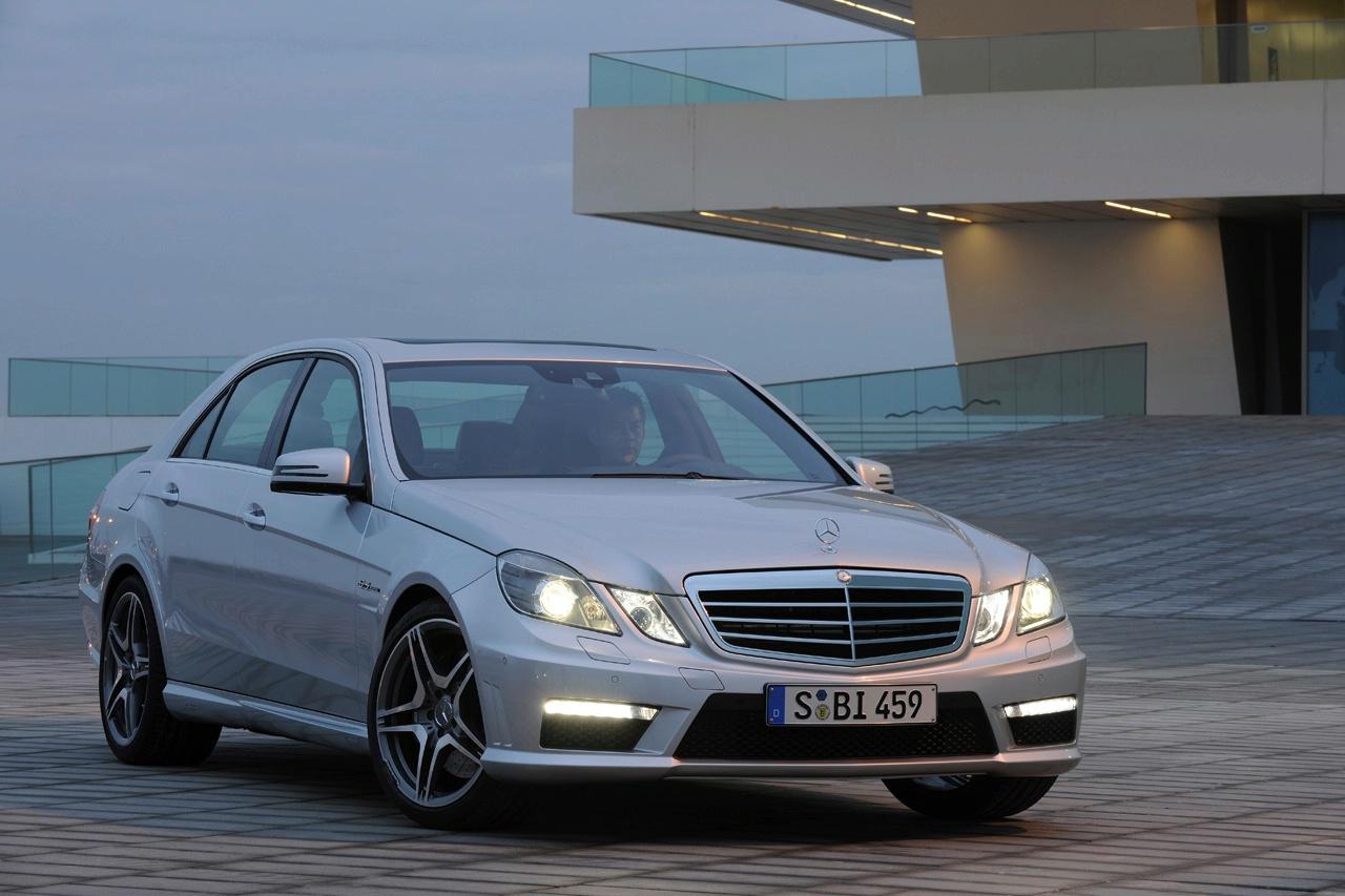 Mercedes-Benz: E63 AMG